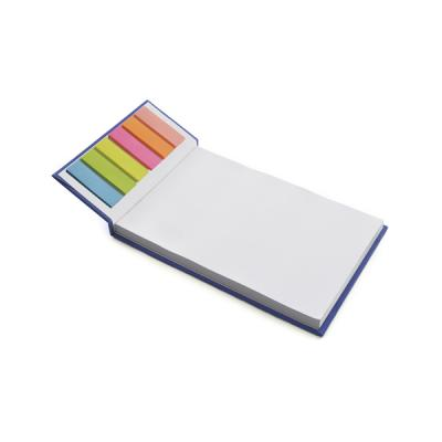 Image of Branded Flip A6 Notepad With Flap To Reveal Flags