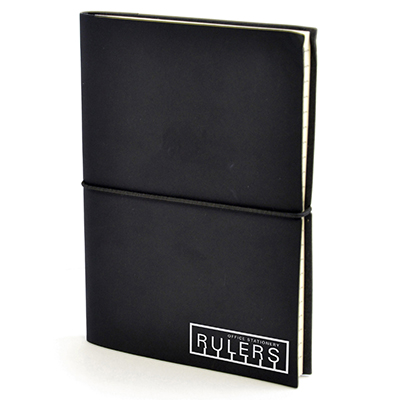 Image of Promotional A6 PU Notebook With Recycled Pages
