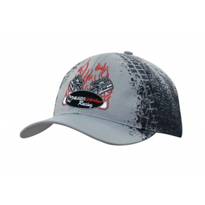 Image of Breathable Poly Twill Baseball Cap