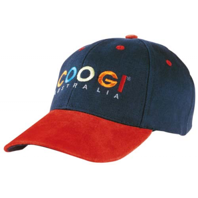 Image of Seude Peak 6 Panel Cap