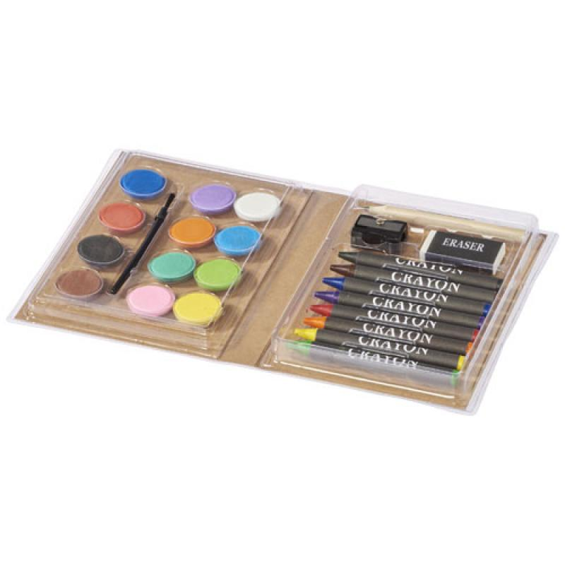 Piza Colouring Set Art Sets Promobrand Promotional Merchandise Swag London Uk Promotional Branded Merchandise Promotional Branded Products L Promotional Items L Corporate Branding Gifts L Promotional Branded Merchandise Uk