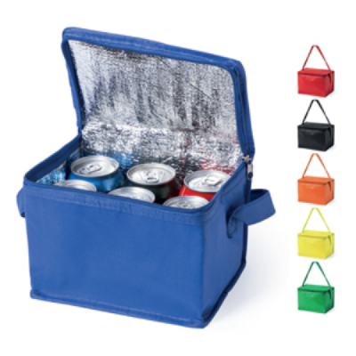 Image of Branded Hetum Cooler Bag Holds Up to 6 Canned Drinks