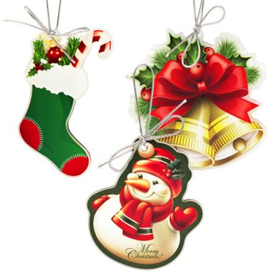 Image of Acrylic Christmas Pendants