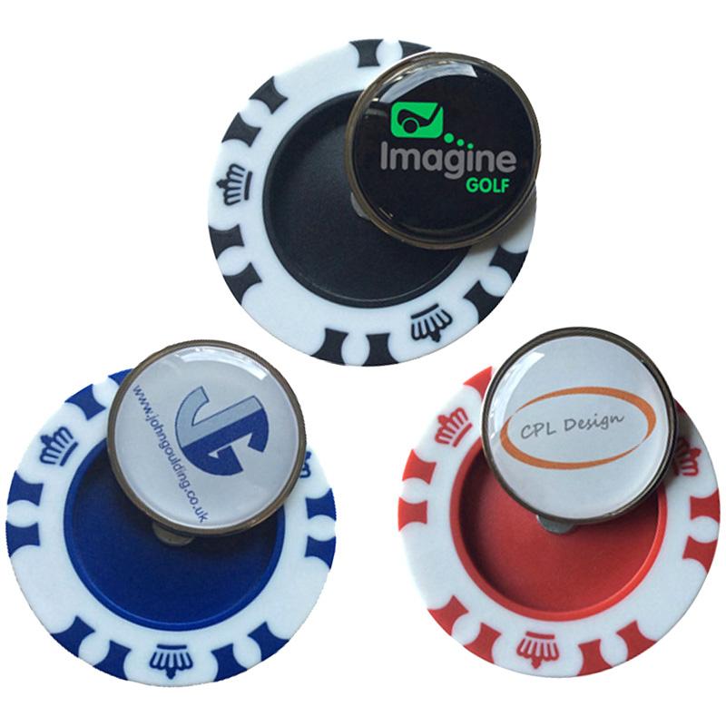 Crown Poker Chip Marker :: Golf Accessories :: PromoBrand