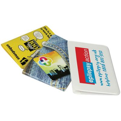 Image of Printed Oyster / Membership Card Wallet