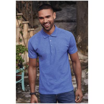 Image of Promotional Polo Shirt- Polo Shirt (Fruit of The Loom) 65/35, Comes In 15 Different Colours