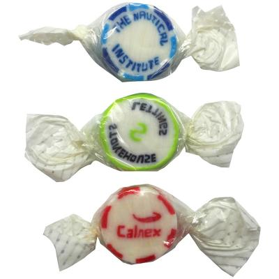 Image of Branded Individual Rock Sweets. Made In The UK