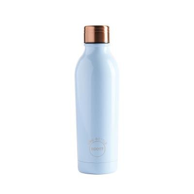 Image of Promotional Root7 OneBottle Insulated Bottle 0.5L Duck Egg Blue