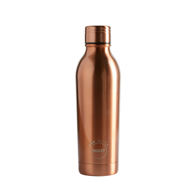 Image of Promotional  Root7 OneBottle Insulated Bottle 0.5L Brushed Copper
