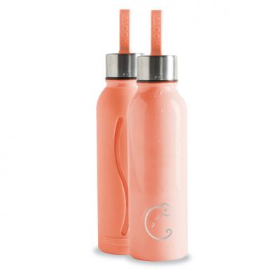 Image of Branded Root7 Chameleon Colour Changing Bottle 0.6L Peach