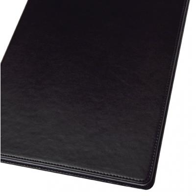 Image of Promotional A4 Large Notebook With PU Cover, Black