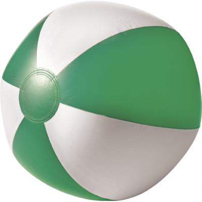 Image of Branded Beach ball, 35cms deflated. Various Colours Available