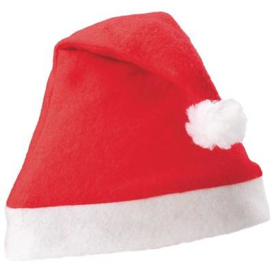 Image of Promotional Christmas Santa Hat, Quick Delivery