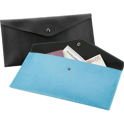 Image of Envelope Style Travel/ Document Wallet