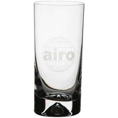 Image of Promotional High Ball Glass Dimple Base