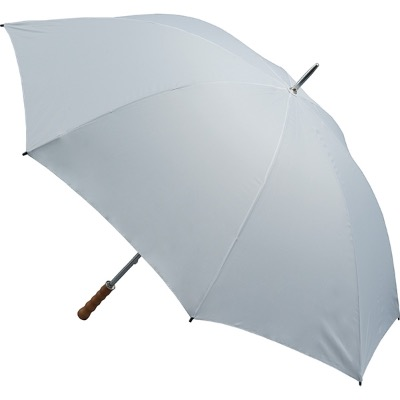 Image of Printed Quantum Golf Umbrella - All White