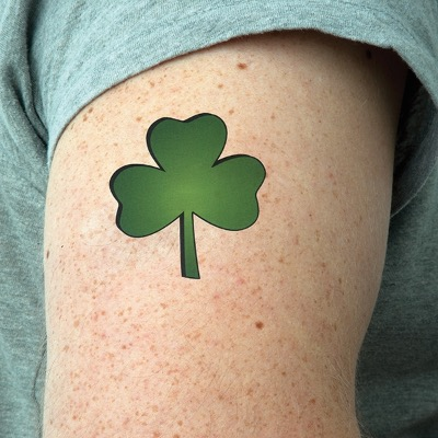 Image of Promotional Bespoke Tattoos/ Temporary Tattoos Custom Designed In Selected Colour Options