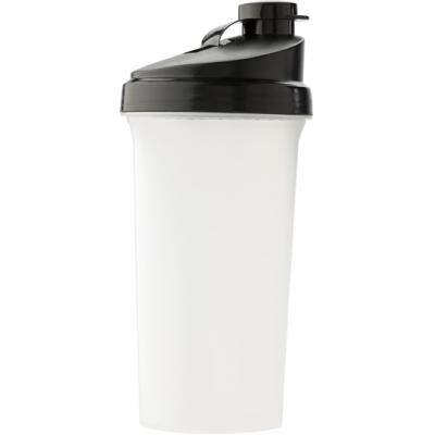 Image of Custom Branded Sports Protein shaker. 700ml. Printed Sports Shaker Bottle.