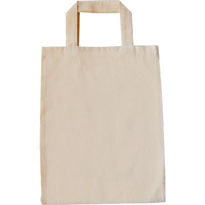 Image of Promotional Mini Tote 6oz Bag Made From Cotton.