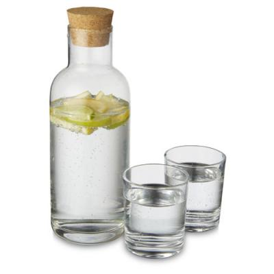 Image of Promotional Glass Carafe And Glasses Set
