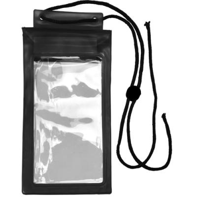 Image of Plastic waterproof protective pouch for mobile devices