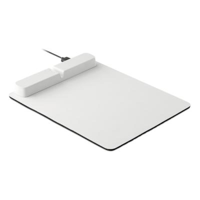 Image of Promotional Mouse Mat With Charging Hub