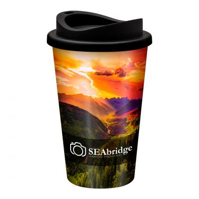 Image of Promotional Universal Take Out Mug With Full Colour Print