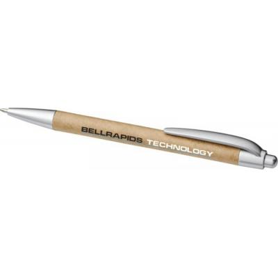 Image of Personalised Eco Recycled Paper Pen