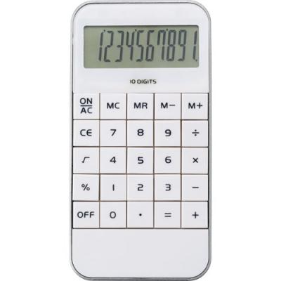 Image of Promotional Mobile Shaped Desk Calculator