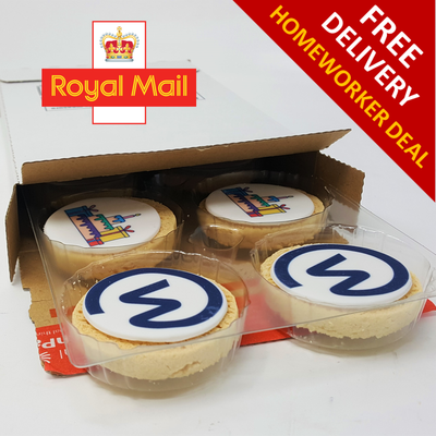 Image of Promotional Letterbox Shortbread Biscuits Delivered Straight To Your Customers Door