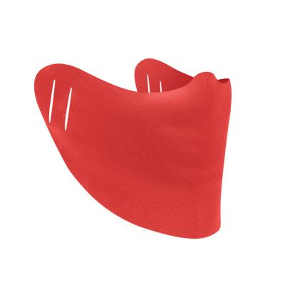 Image of Branded Reusable  Face Mask Cover Red With Full Colour Print