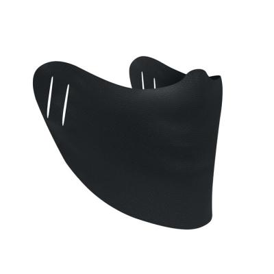 Image of Branded Reusable Face Mask Cover Black With Full Colour Print