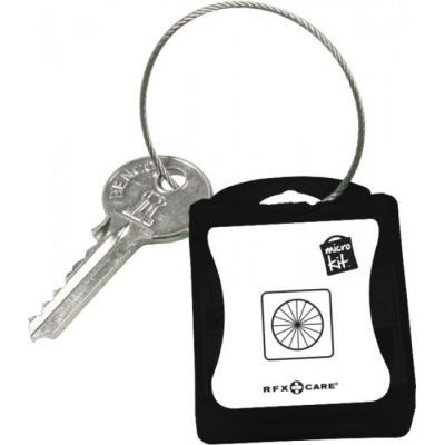 Image of Promotional Keyring Bike Repair Kit for Punchers And Flat Tyres