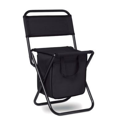 Image of Promotional Outdoor Chair With Cooler Bag