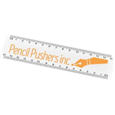 Image of Printed White 15cm Flexible Ruler