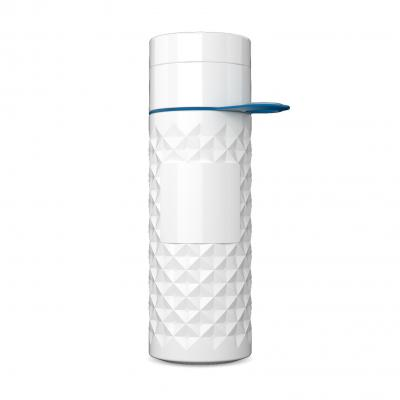 Image of Promotional Eco Join The Pipe NAIROBI Water Bottle White