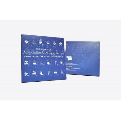 Image of Promotional Advent Calendars Desktop Size Made In The UK
