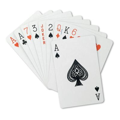 Image of Classic Playing Cards Presented In A Branded PP Case