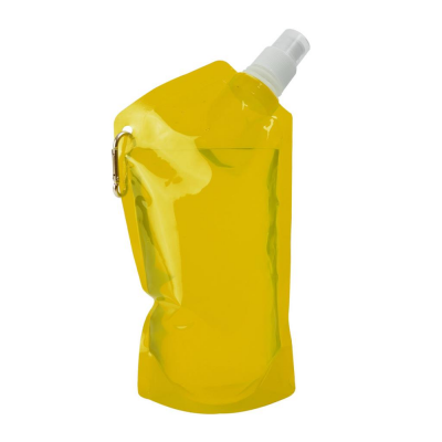 Image of Promotional Collapsible Bottle 820ml. BPA Free Express Printed Drinkwear