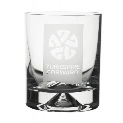Image of Promotional Dimple Base Whisky Tumbler