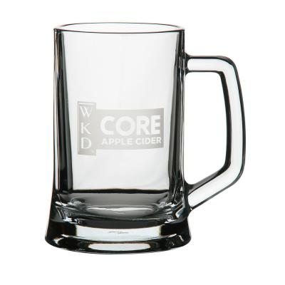Image of Promotional Glass Tankard 670ml