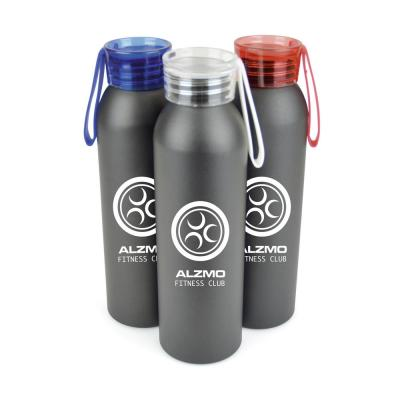 Image of Promotional Eclipse 600ml Drinking bottle. Express Printed Aluminium Sports Bottle