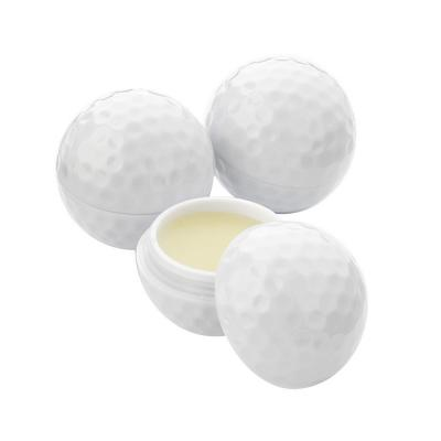 Image of Promotional Tennis Ball Lip balms -  Other Sports Ball Lip Balms Available