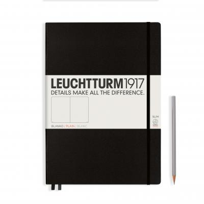 Image of Promotional Leuchtturm1917 Master Classic Slim A4+ Notebook With Hard Cover