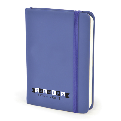 Image of Express Printed Notebook Promotional A7 Size Notebook