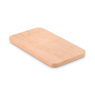 Image of Promotional Small Cutting Board Made From Eco Alder Wood