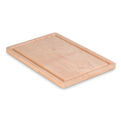 Image of Promotional Large Chopping Board Made From Eco Alder Wood
