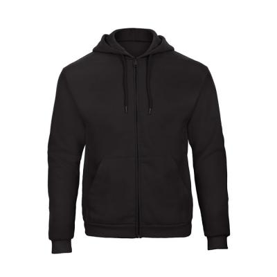 Image of Promotional Unisex Full Zip Hoodie With Fleece Lining