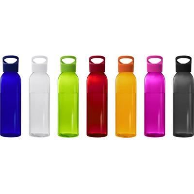 Image of Promotional Water Bottle Transparent Tritan 650ml