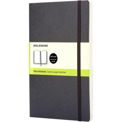 Image of Embossed Moleskine Classic Pocket Notebook With Soft Cover And Plain Paper